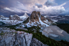 <h5>Tales of Rock & Ice</h5><p>Mount Assiniboine Provincial Park, Canada																																		</p>