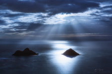 <h5>Heaven's Blessing</h5><p>O'ahu, Hawai'i</p>